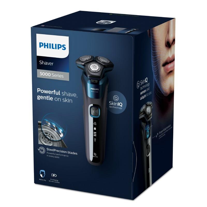 Philips 飛利浦全新AI 5系列電鬍刀 S5579/60 台灣公司貨 原廠盒裝