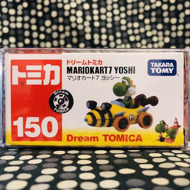 🔥 tomica 150 耀西 yoshi 超絕版 mariokart7 ‼️全新未拆封的現貨‼️ 瑪莉歐賽車7