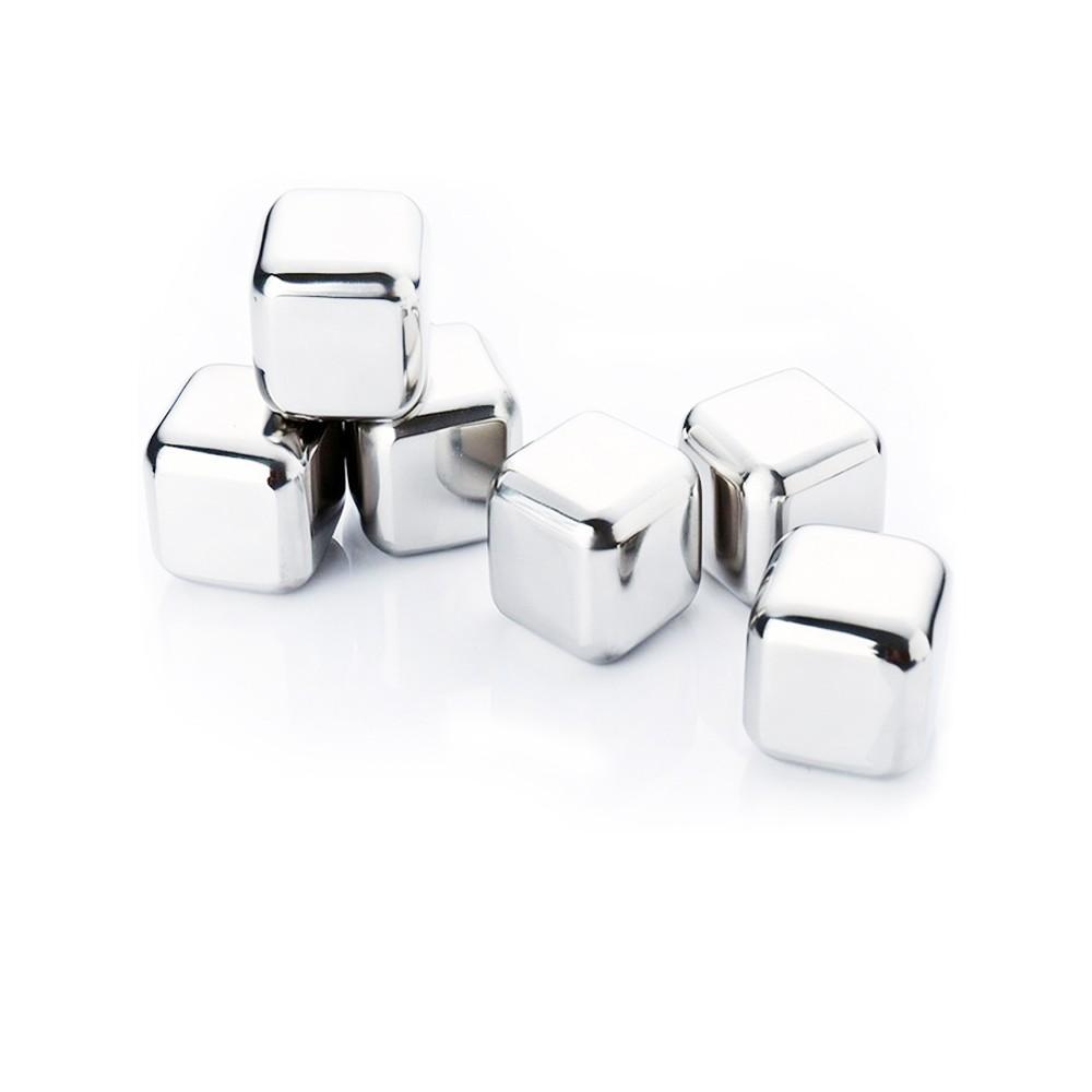 歐式不鏽鋼冰塊 304不鏽鋼冰塊(一組四粒)