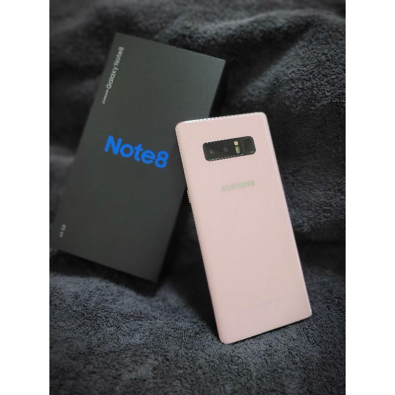 免運/可面交/二手/外觀9成9新/原廠盒裝 三星Samsung Galaxy Note8 八核 6.3吋 6G/64GB