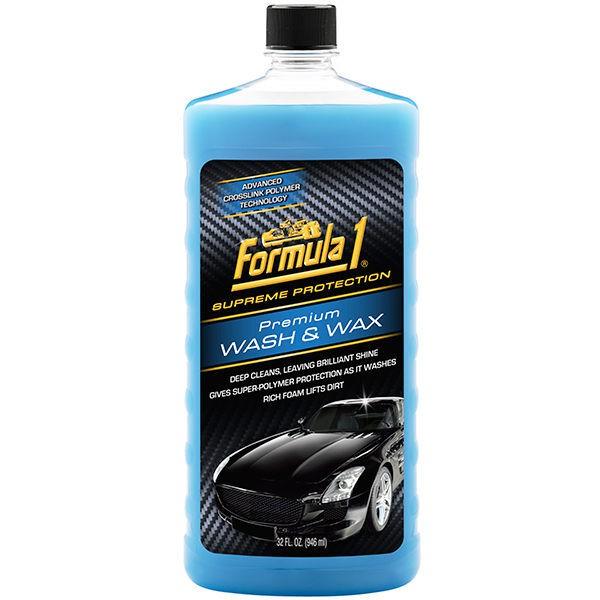 【Formula1】超級防護頂級雙效洗車精