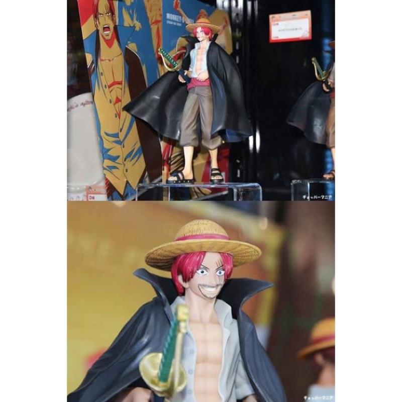⚡️海賊棒棒堂⚡️海賊王 日版 一番賞 最後賞 特別版 年輕 紅髮 傑克 全新未拆【現貨1隻】非霸氣傑克