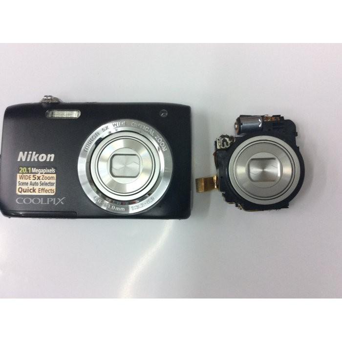 【明豐】 NiKON S2800 鏡頭故障 更換鏡頭服務 S2900 S3100 l31 s4300
