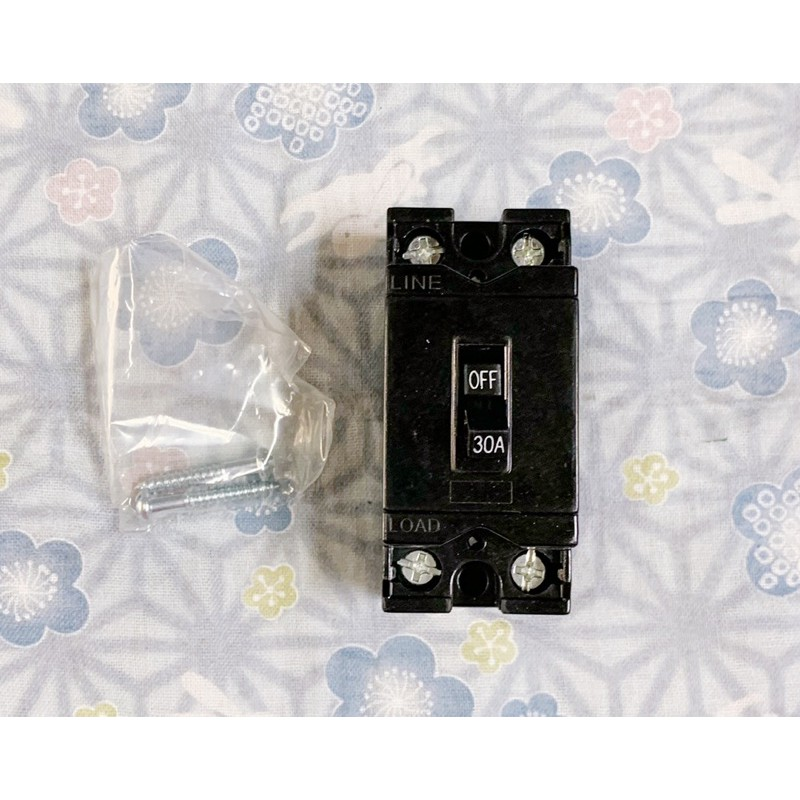 順山 SA-230 安全開關 小型無熔絲開關 2P30A 110V/220V