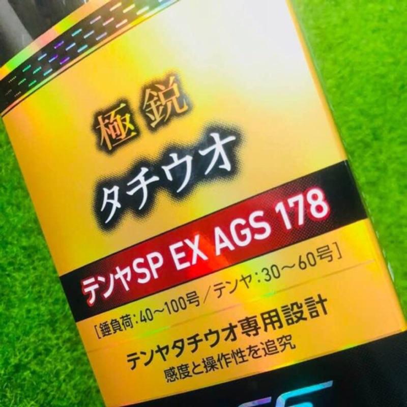 (拓源釣具)DAIWA. 最新 極銳  SP EX AGS 178 竿子來囉  可掛3-6兩鉛   敲底好用