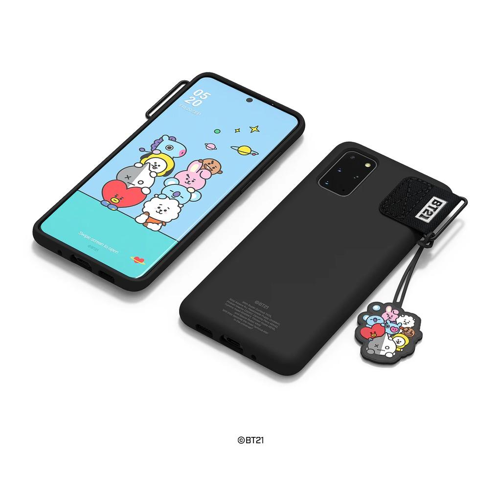 Samsung 原廠殼 Galaxy S20+ 5G BT21智慧背蓋 (BTS 阿米必備)