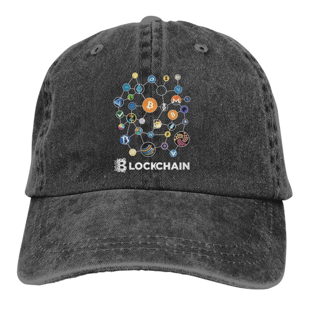 Qiuweij Kaos Dengan Motif Crypto Bitcoin Crypto Bitcoin Casq