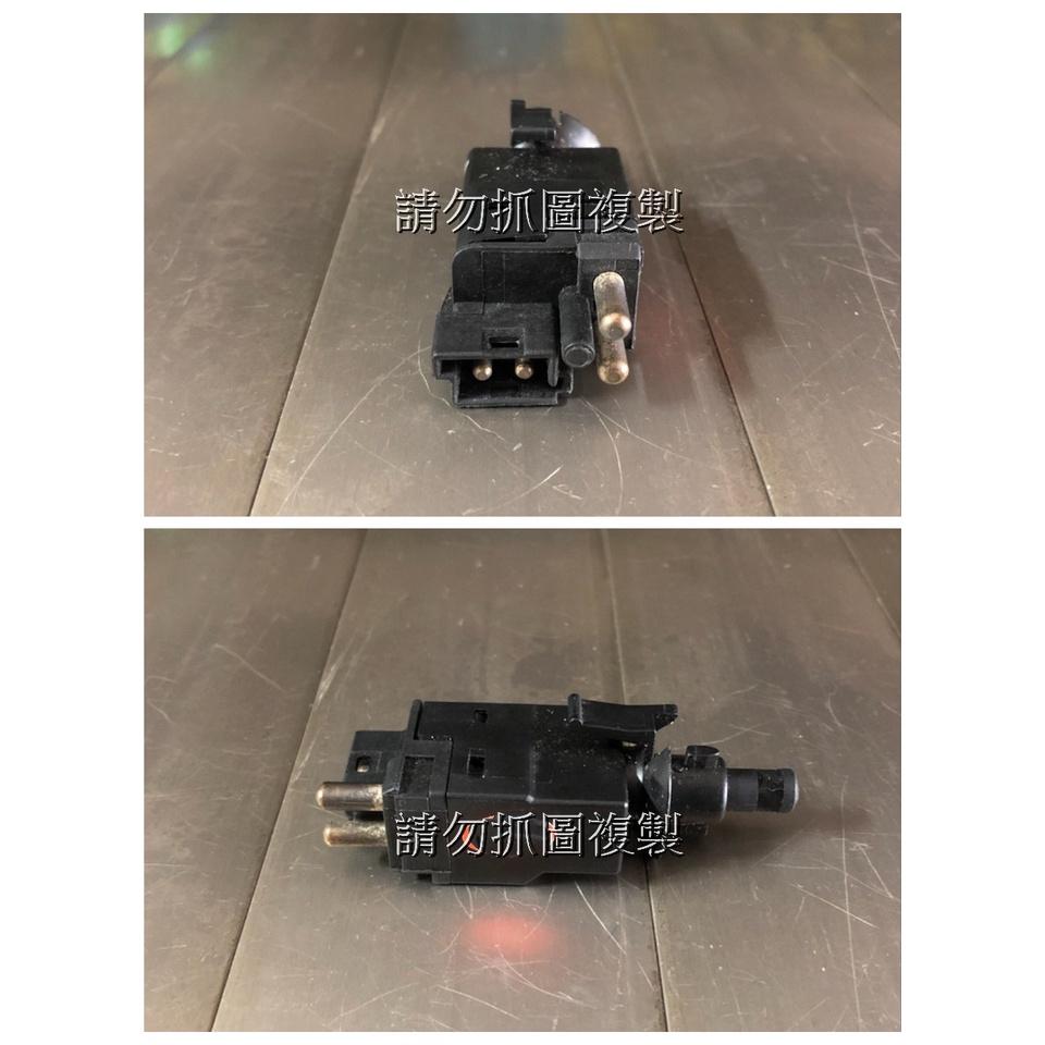賓士 W124 W140 W202 W210 全新 進口件 煞車燈開關 插頭4P
