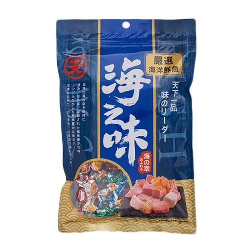 珍珍 海之味(125g)【小三美日】D213177