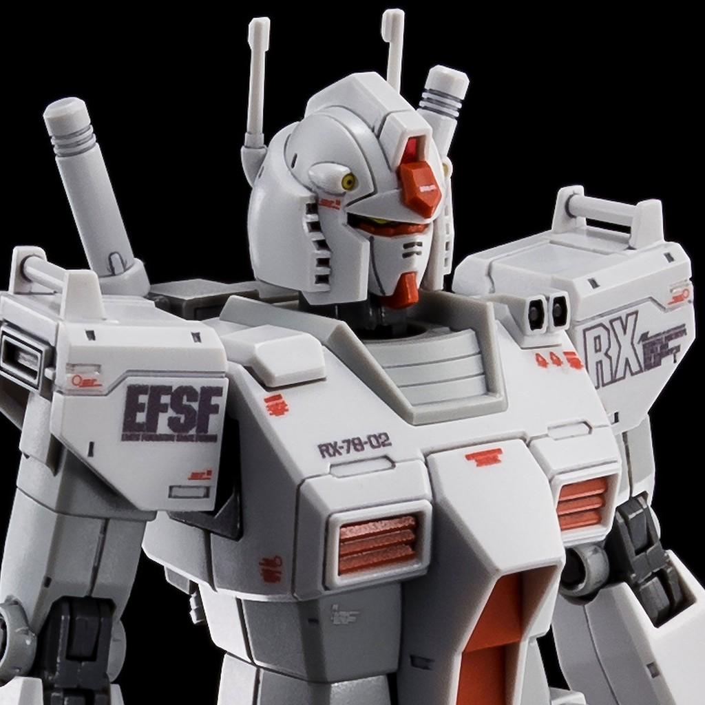 【小晉玩具舖】PB限定 HG 1/144 初鋼 出廠配色 RX-78-2 ROLLOU THE ORIGIN