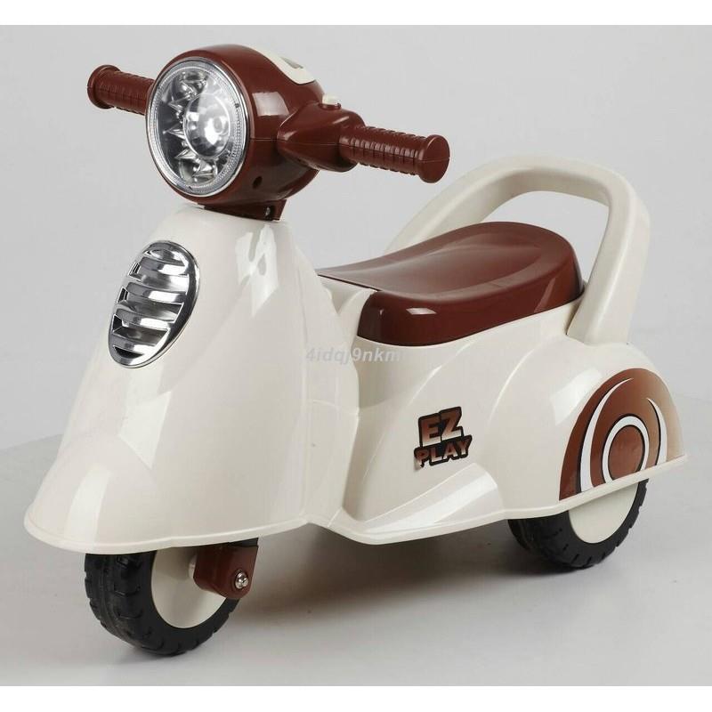 RT-605 小偉士學步車 兒童 機車 摩托車 偉士牌 滑行車 學步車 滑步車 三輪 童車