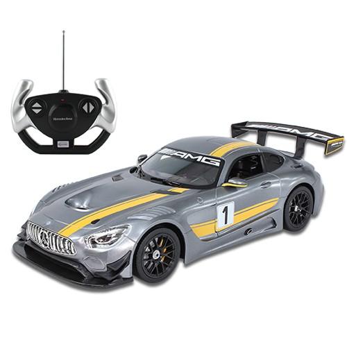 【瑪琍歐玩具】1:14 Mercedes AMG GT3 Performance 遙控車 賓士超跑/74100