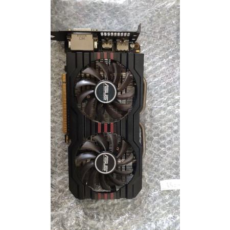 華碩 ASUS GTX650TI BOOST 2G 單6PIN