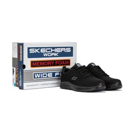 [好市多代購/請先詢問貨況] Skechers男輕量工作防滑鞋_US-8~12