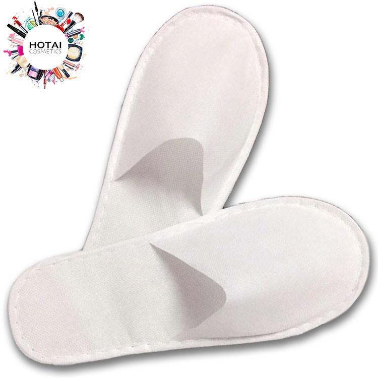 不織布拖鞋 紙拖鞋 免洗拖鞋 拋棄式拖鞋 (包頭) 美容丙乙級考試【和泰美妝】