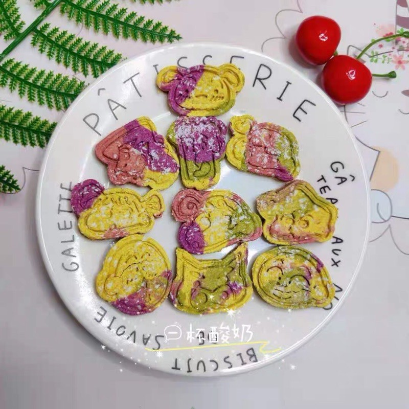 倉鼠磨牙餅 黃金鼠 三線鼠 布丁鼠 零食 蠟筆小新 磨牙餅 皮卡丘 米奇倉鼠零售飼料