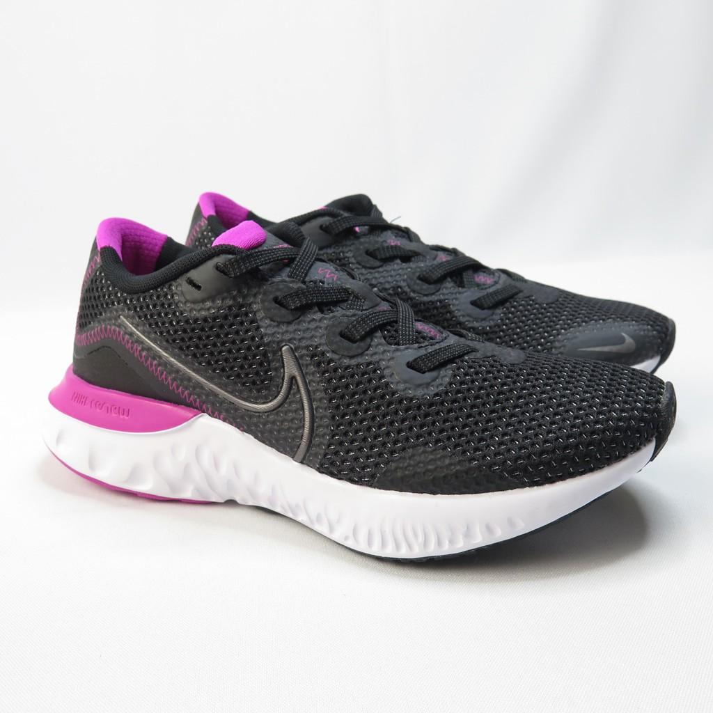 NIKE RENEW RUN 女款 慢跑鞋 CK6360004 黑桃【iSport愛運動】