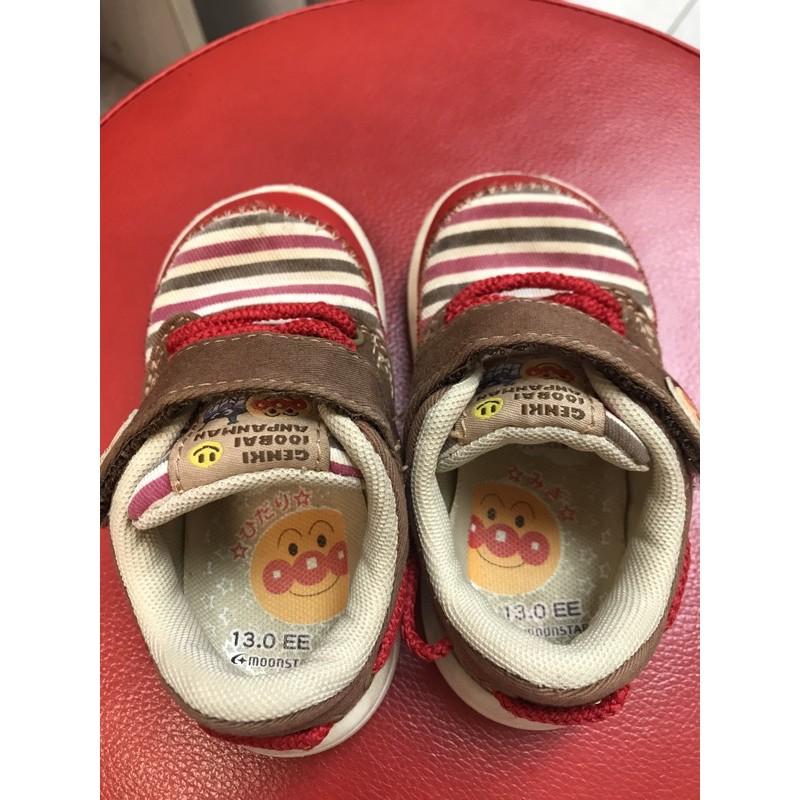 moonstar麵包超人幼童鞋