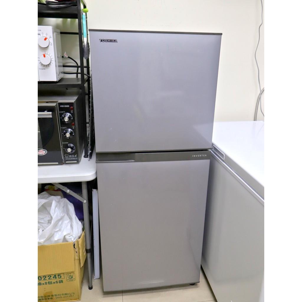 【限台南自取】TOSHIBA 東芝192公升一級能效變頻電冰箱GR-A25TS(S)