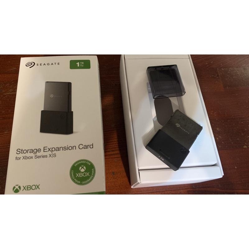 Xbox Series X|S 原廠1TB擴充卡 二手