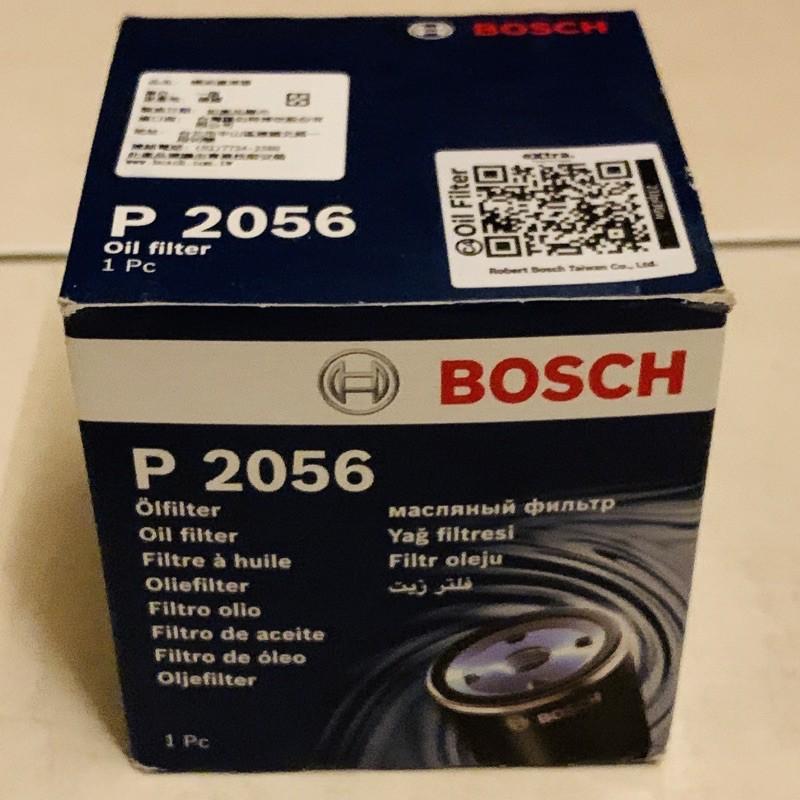 BOSCH P 2056 機油芯 FIESTA FOCUS CX-5 MAZDA3 MONDEO