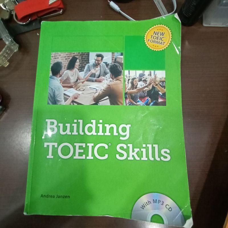 Building TOEIC Skills(含光碟)