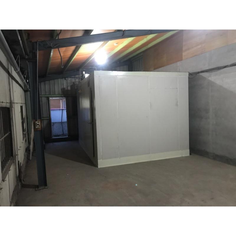 冷凍庫出售2.5坪含機組120000