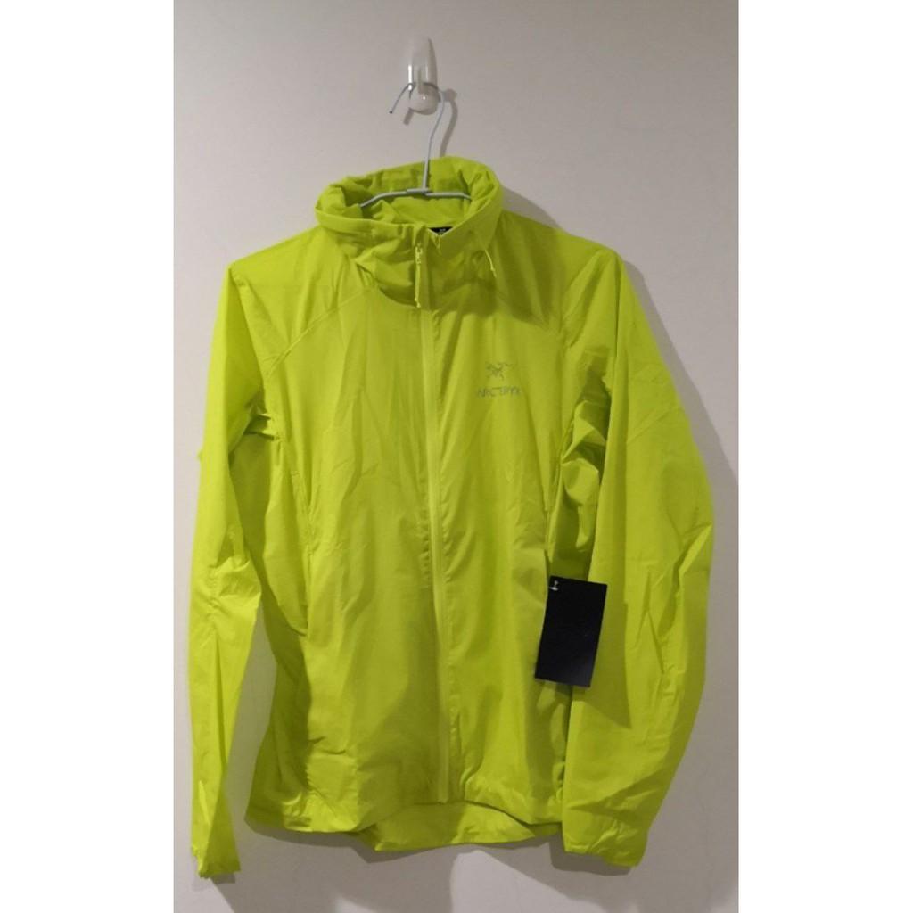 全新 始袓鳥 ARCTERYX Nodin Jacket 女用超輕薄防風防潑水外套 S號