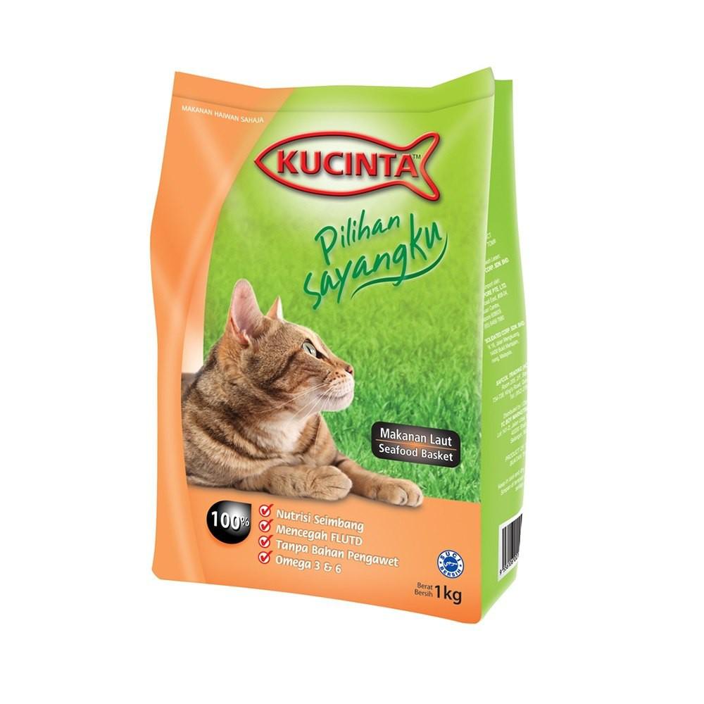 科西塔 貓乾糧-綜合海鮮口味 18KG(1KGx18包)(A002E21-5)