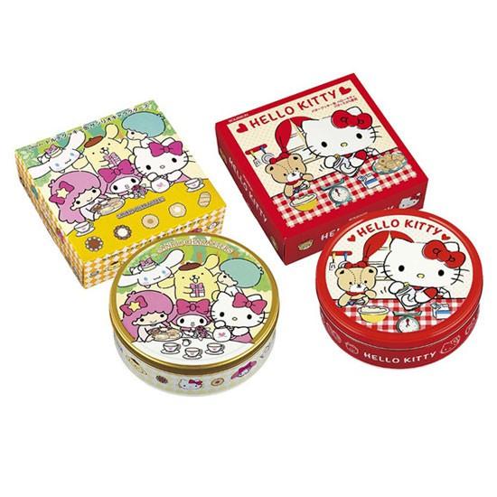 日本 Bourbon 北日本 Kitty 綜合餅乾禮盒 附提袋 禮盒