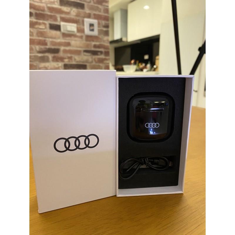 全新Audi奧迪無線藍芽耳機(原廠)