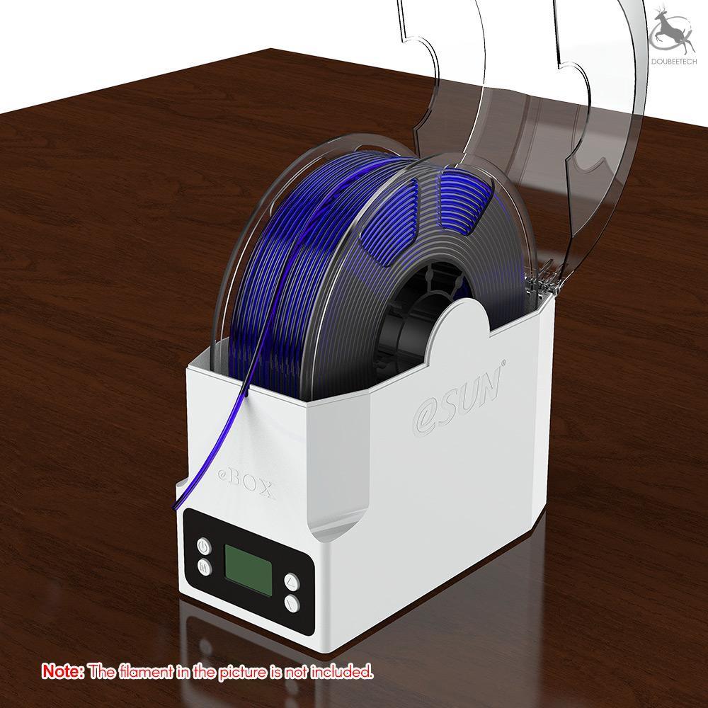 S eSUN eBOX 3D打印細絲盒細絲存放架保持細絲乾燥測量細絲Weig