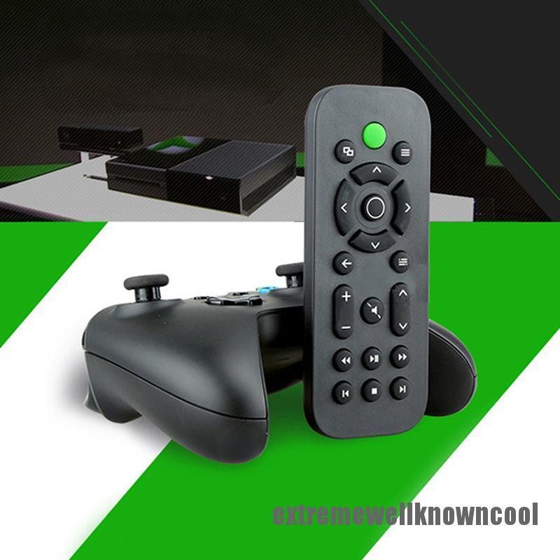 Xbox One Console Black 的 Ewkc 媒體遙控器遊戲配件