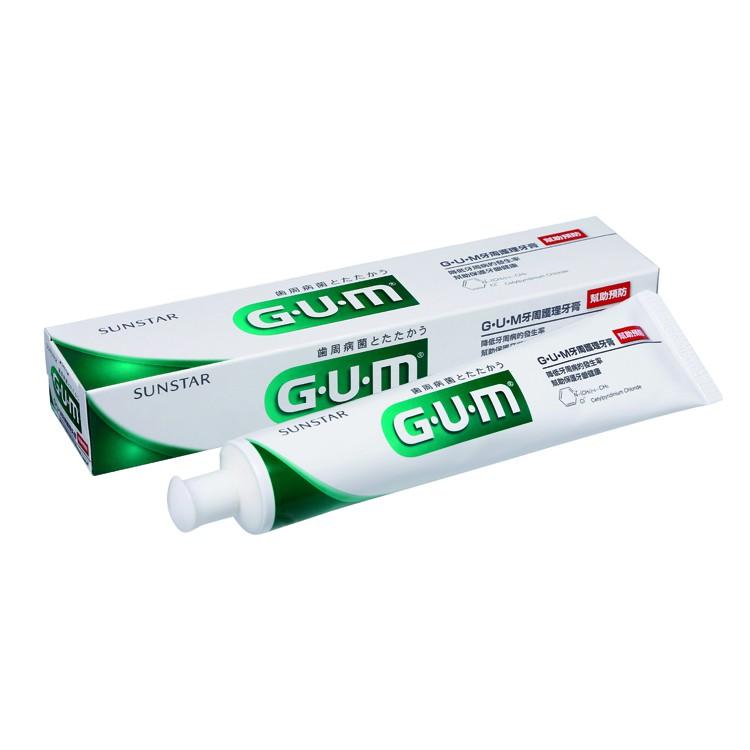 GUM 牙周護理牙膏 140g【佳瑪】