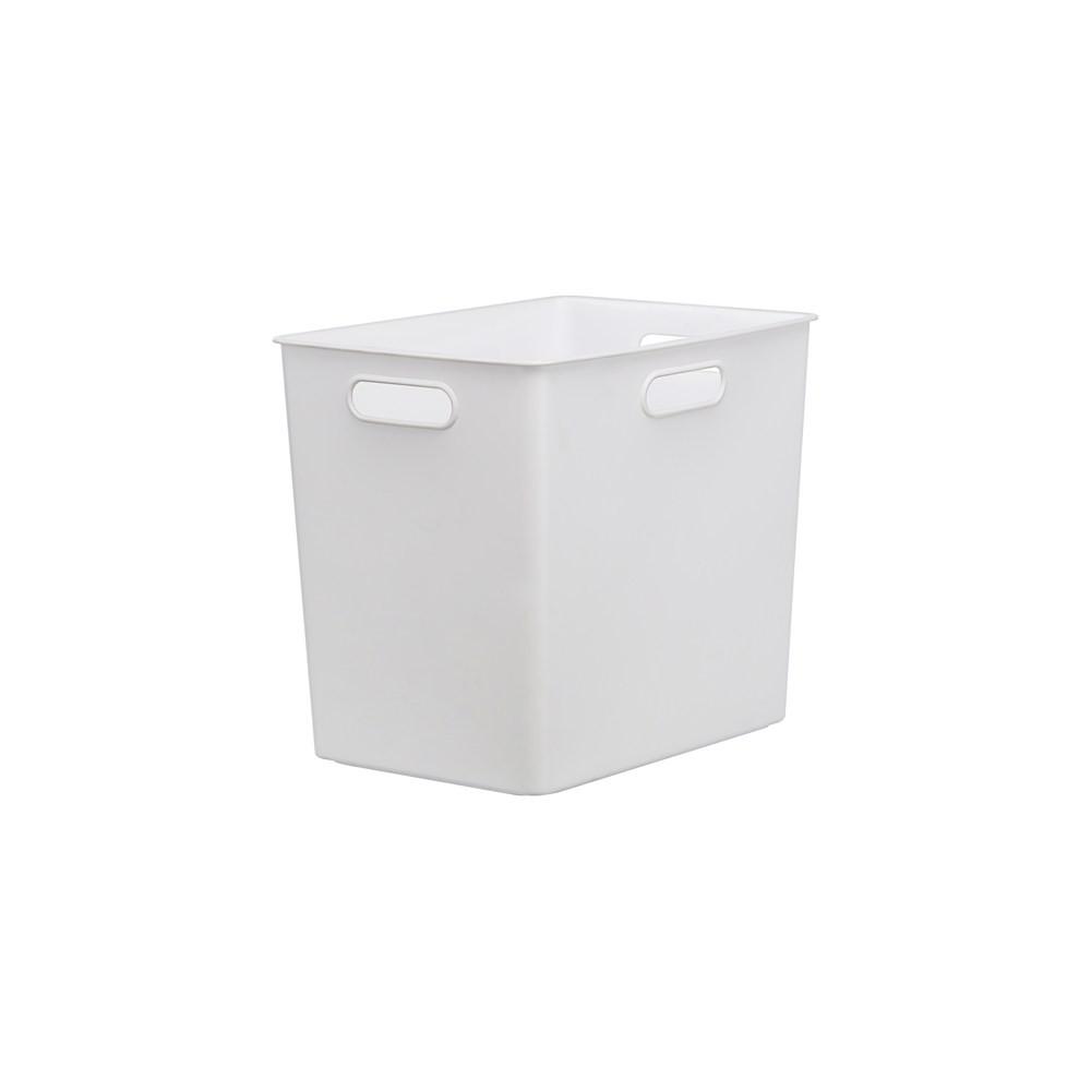 特力屋 TBD20-1 博多收納盒(白)
