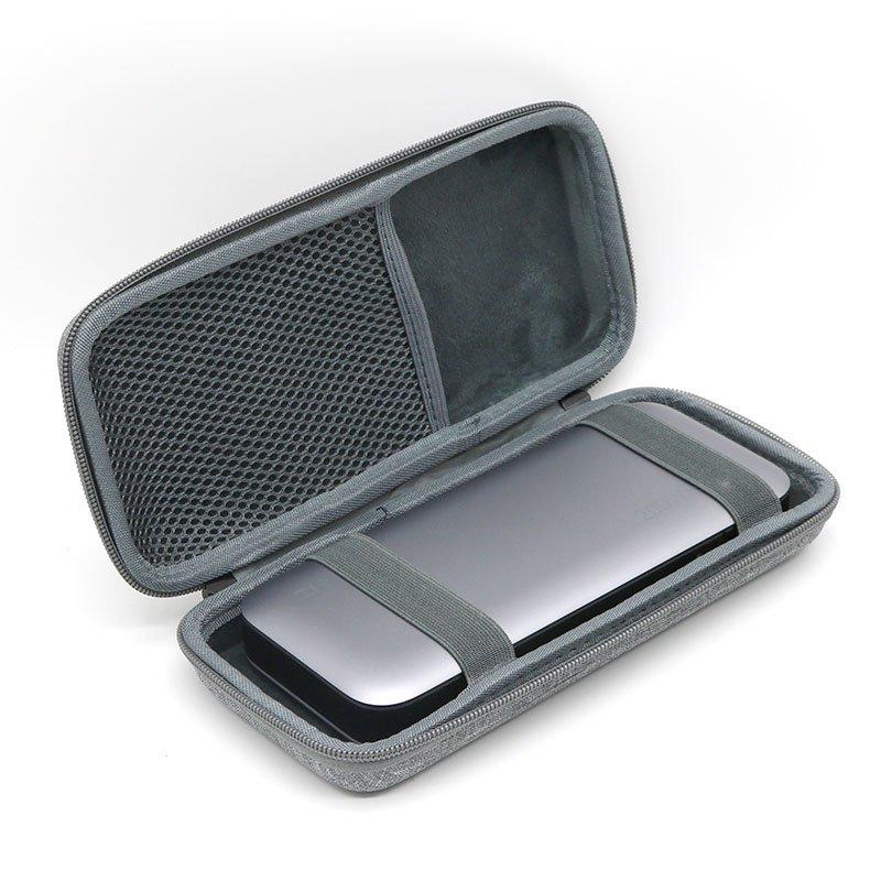 【台灣現貨】適用紫米20號移動電源收納包200W大功率25000mAh充電寶保護盒硬殼