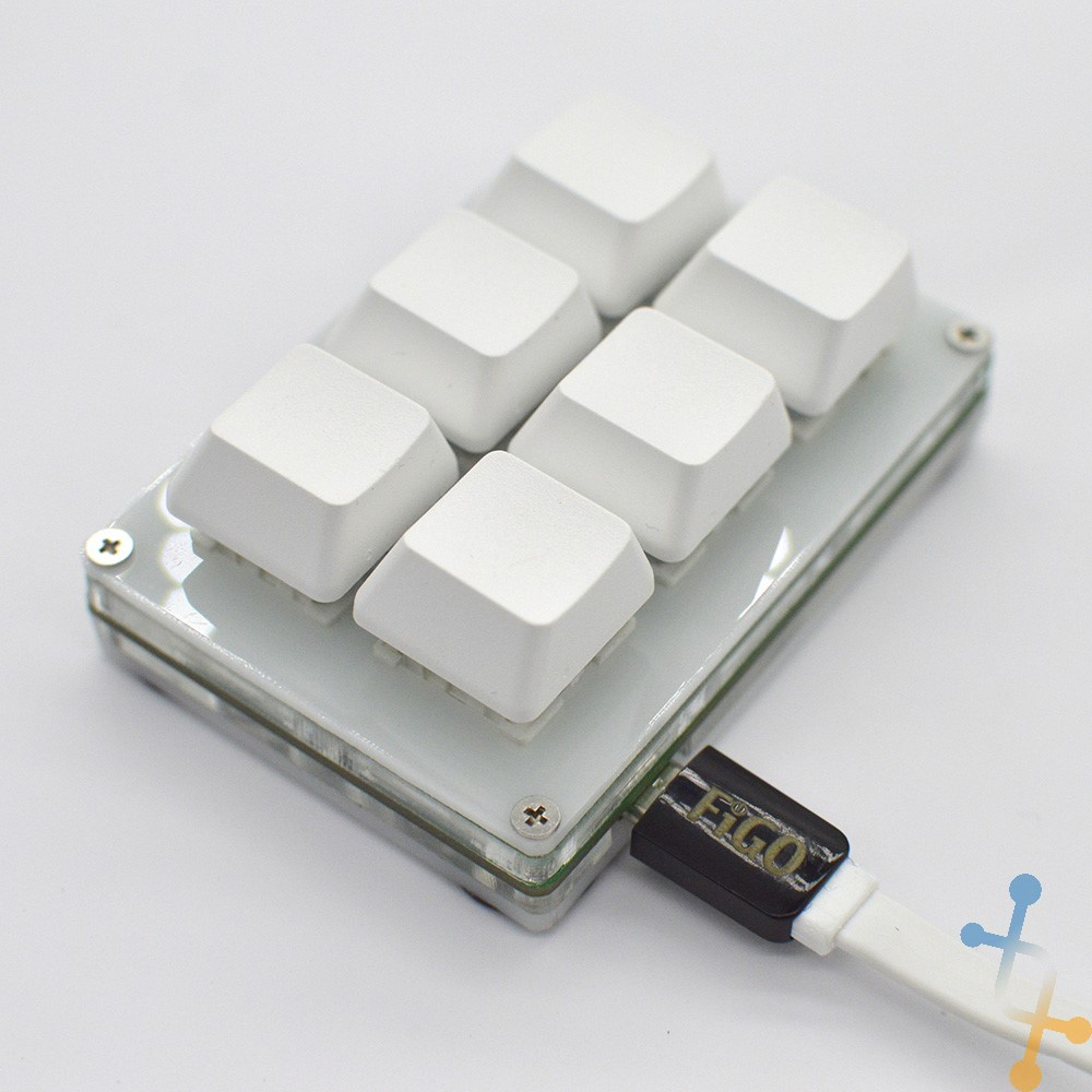 6鍵 機械鍵盤小鍵盤 osu鍵盤 音遊鍵盤(預購中)