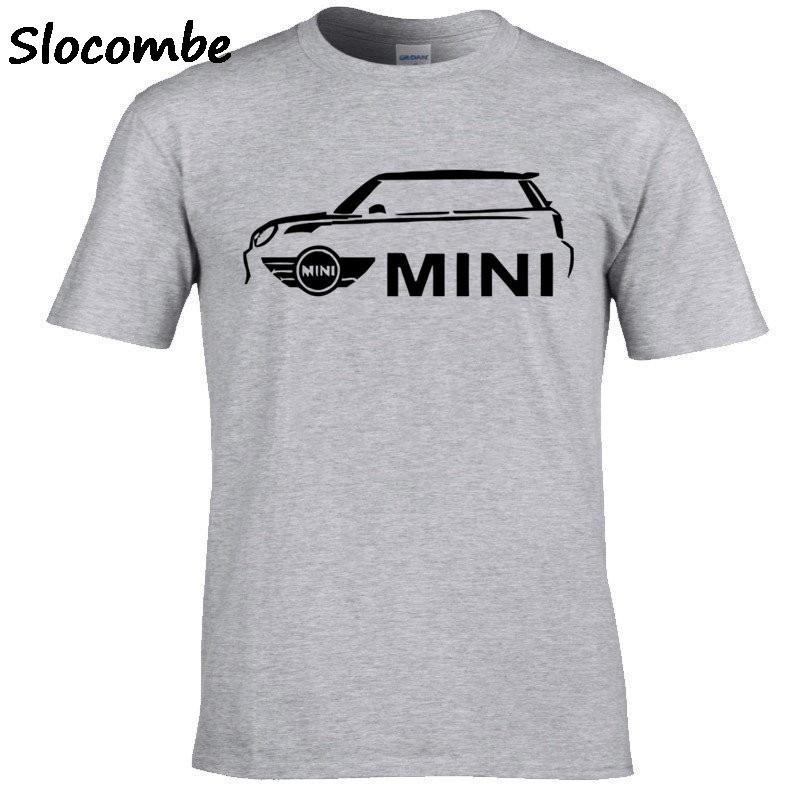 纯棉 gildan T 恤 Mini Cooper Bmc 原宿风格 Rally Mo