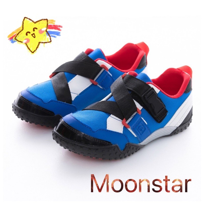 日本月星moonstar腳踏車鞋