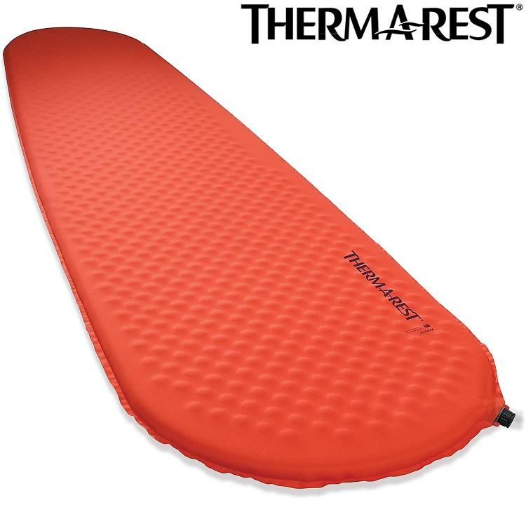 Thermarest ProLite™ Plus自動充氣睡墊/登山睡墊 標準 183cm 13264 橘紅
