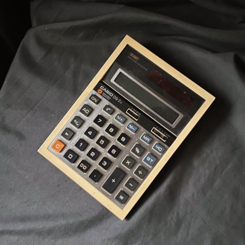 {{ 老叢 }} 🧮早期Casio計算機 (擺飾品)