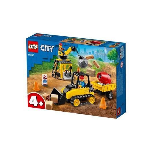 樂高Lego city城市系列60252工程推土機 60253冰淇淋車 60254賽艇運輸車 60256賽車 60267