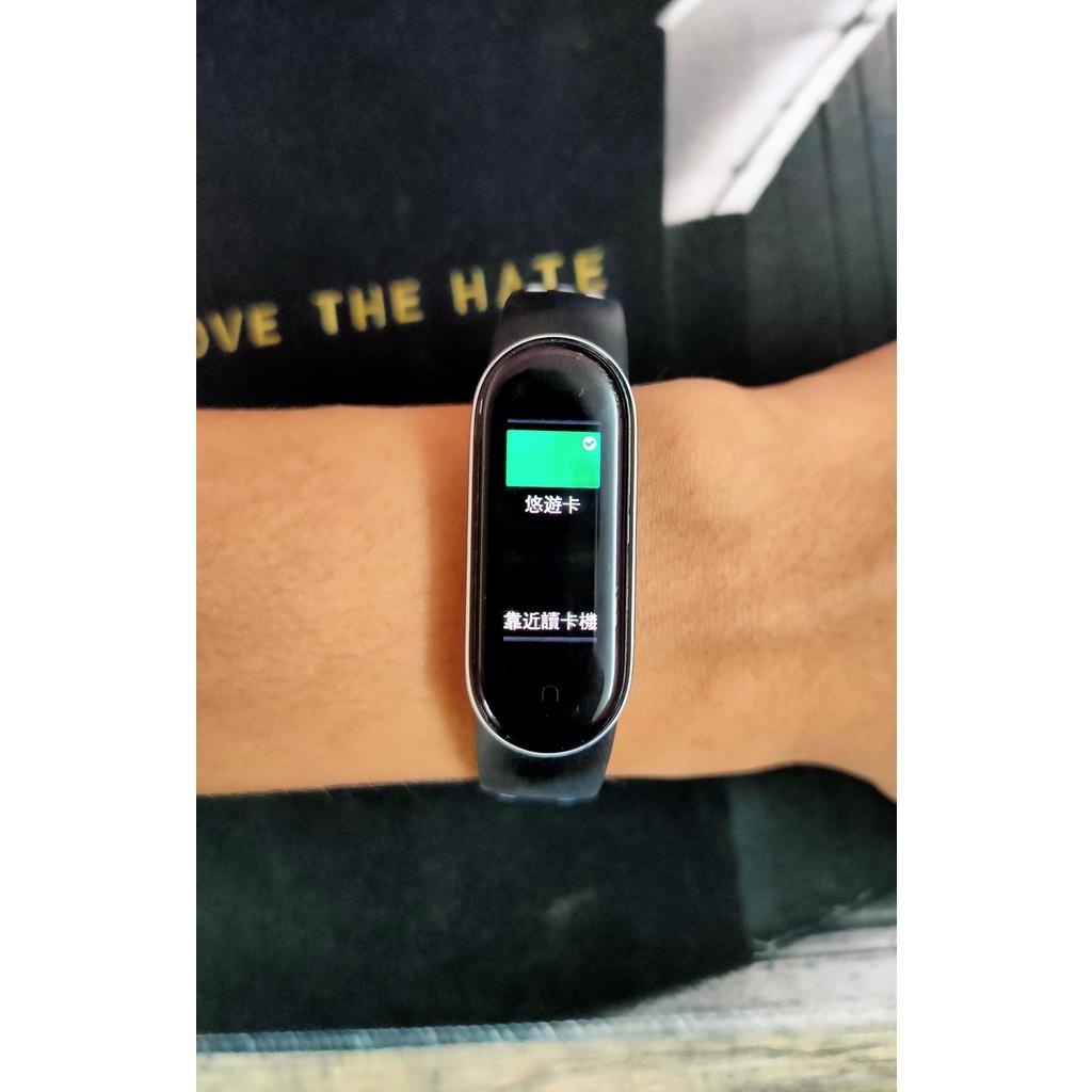 (NFC)小米手環5、小米手環6 NFC版+悠遊卡+門禁卡(IC卡)