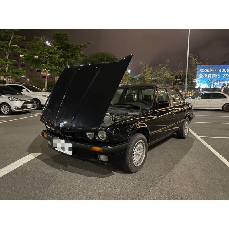 BMW E30 寶馬經典款,318i 自排