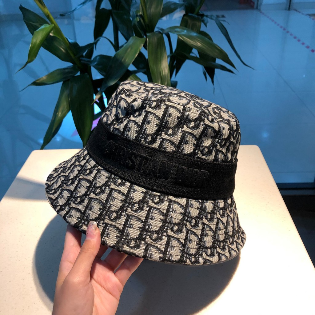 DIOR🧢迪奧帽子 漁夫帽 DIOR官網同步新款發布 D家漁夫帽 遮陽帽 旅遊必備