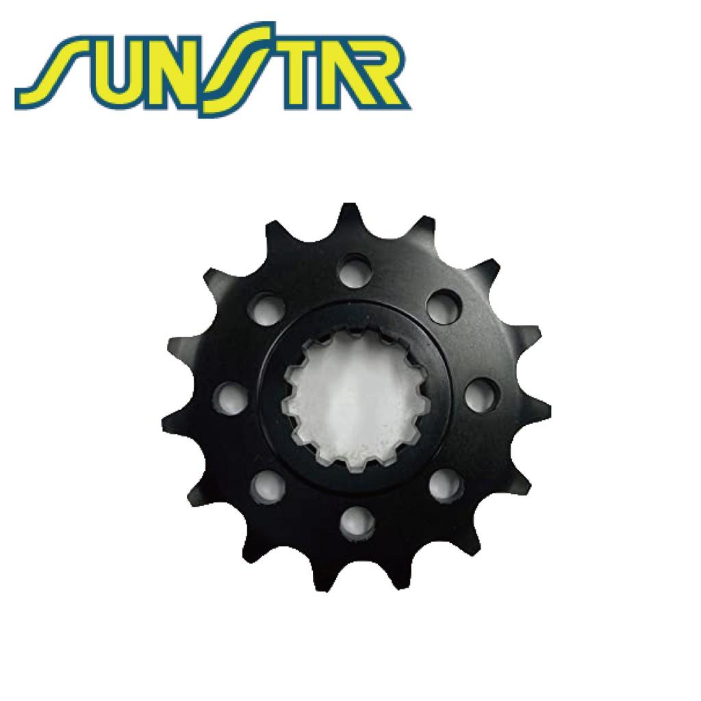 【SUNSTAR】日本SUNSTAR齒盤 CB1100 CB1300 輕量化鍛造前齒16T 530規格