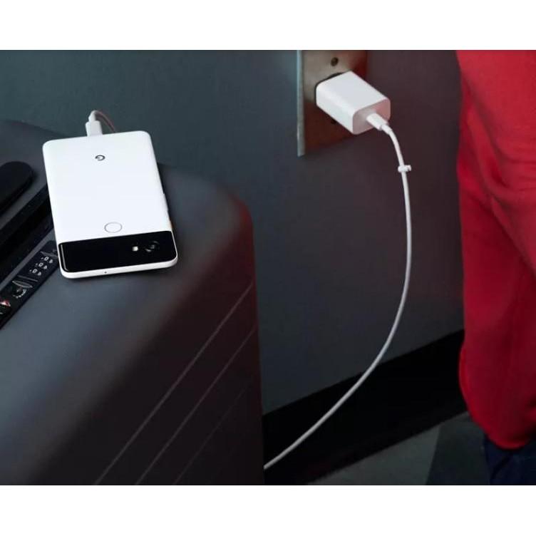 Google原廠USB-C 45W快速充電器 + 1米充電線 Pixel 3 4 5 6 XL PixelBook GO