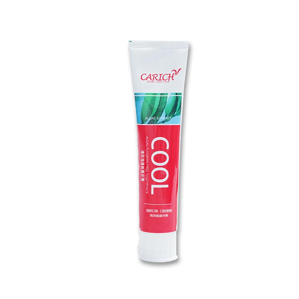 【HB】高效清涼海藻無氟牙膏/抗敏護理【6080020TP】200g/條