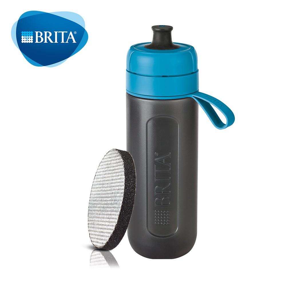 【德國BRITA】Fill&Go Active運動濾水瓶(藍)|BRITA官方旗艦店