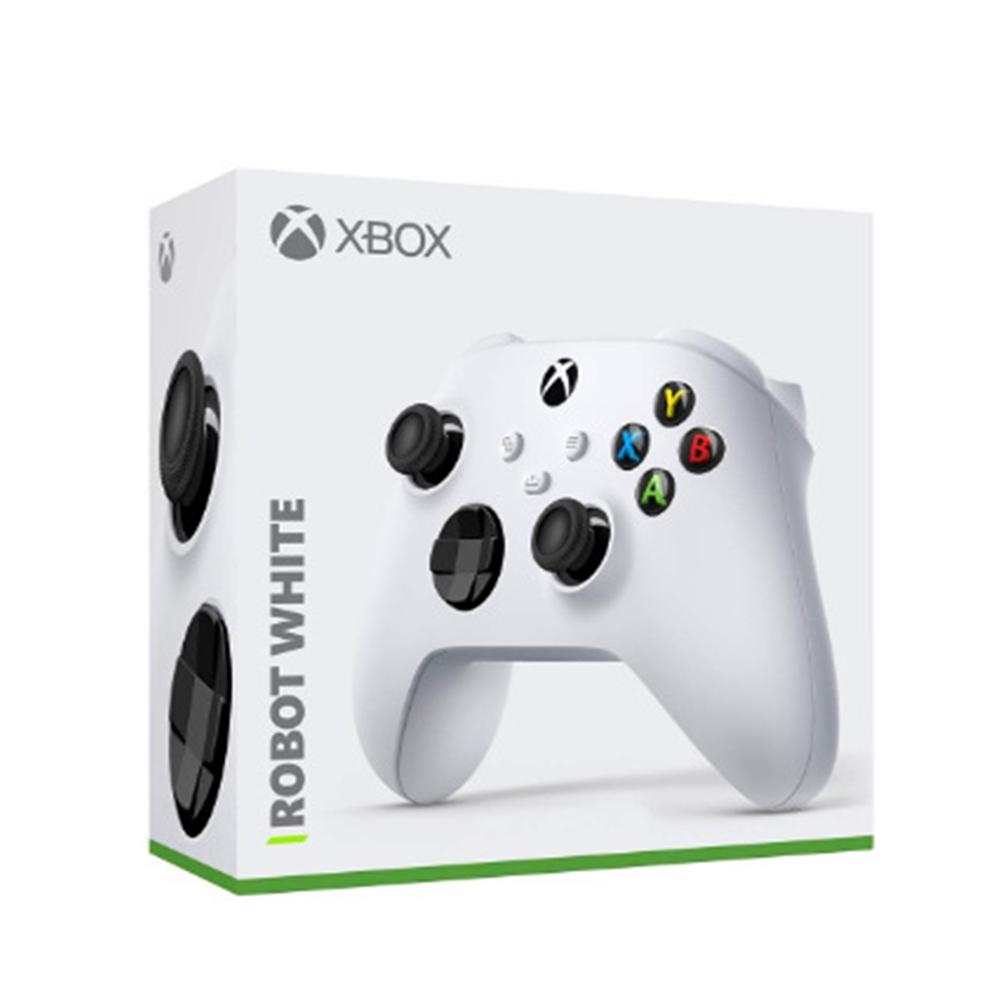 Xbox 無線控制器 冰雪白Robot White(支援Series X/S)【GAME休閒館】